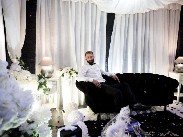 Le mariage de David et Delhia à Marseille, Bouches-du-Rhône 35