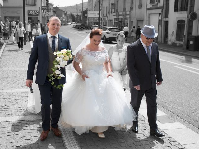 Le mariage de Matthieu et Jessica à Neuves-Maisons, Meurthe-et-Moselle 1