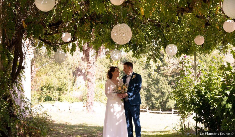 Le mariage de Christophe et Claire à Montagnac-sur-Auvignon, Lot-et-Garonne