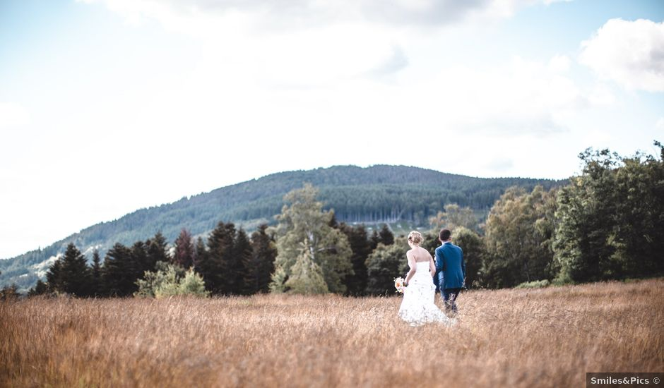 Le mariage de David et Céline à Pérignat-sur-Allier, Puy-de-Dôme