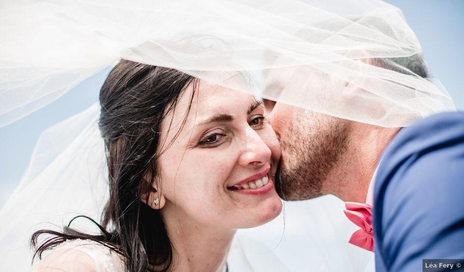 Le mariage de Julien et Zuzanna à Aix-les-Bains, Savoie