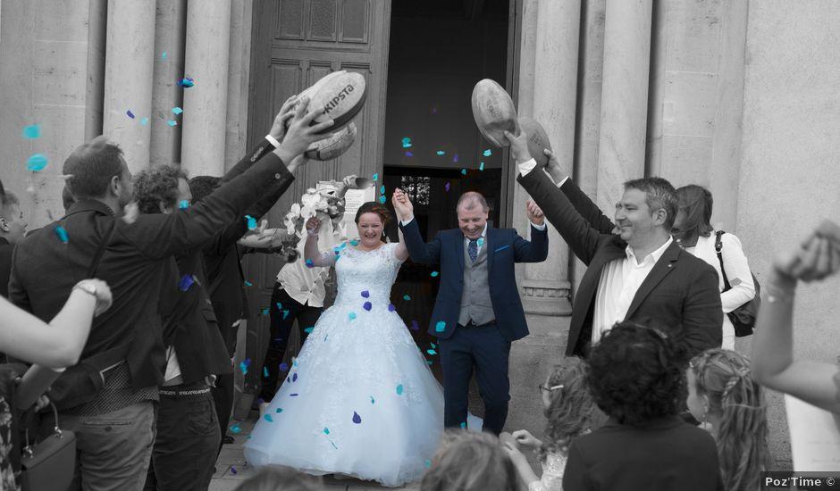 Le mariage de Matthieu et Jessica à Neuves-Maisons, Meurthe-et-Moselle