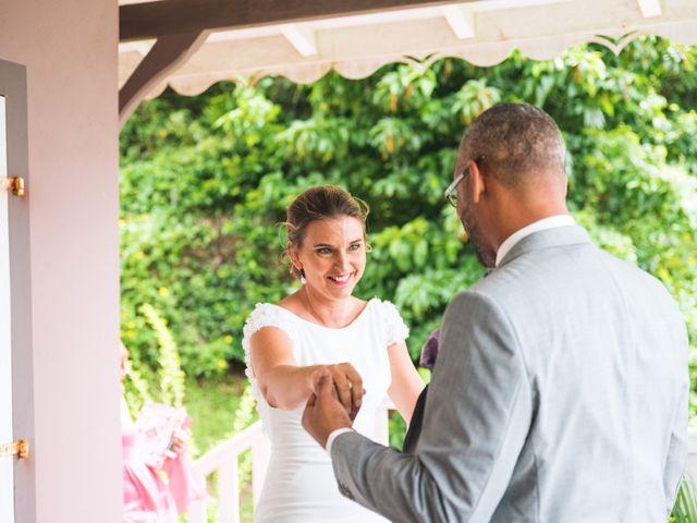Le mariage de Richard et Nora à La Trinité, Martinique 8