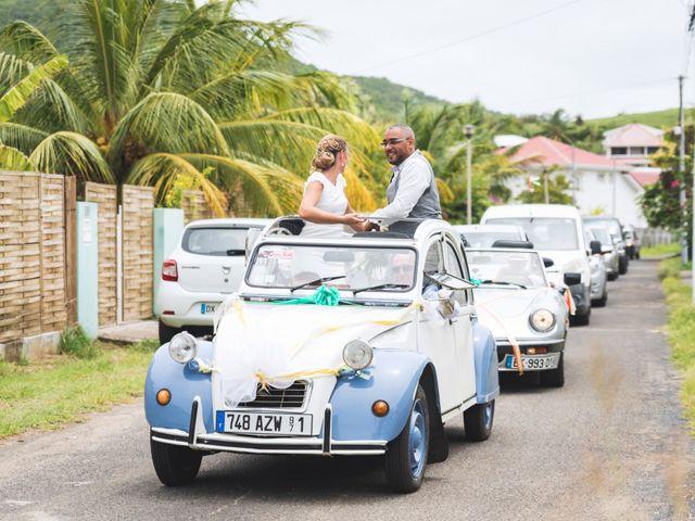Le mariage de Richard et Nora à La Trinité, Martinique 13