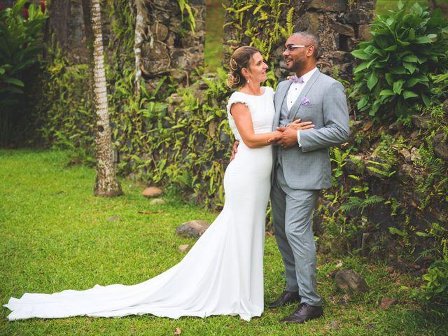 Le mariage de Richard et Nora à La Trinité, Martinique 14