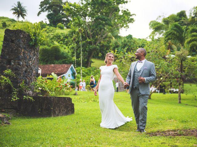 Le mariage de Richard et Nora à La Trinité, Martinique 16