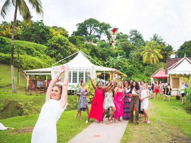Le mariage de Richard et Nora à La Trinité, Martinique 19