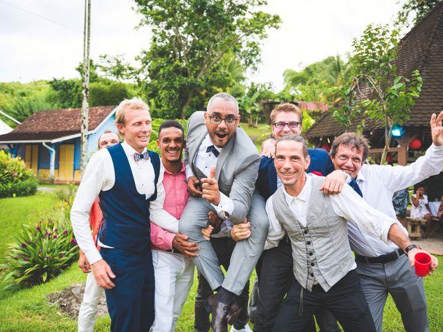 Le mariage de Richard et Nora à La Trinité, Martinique 21