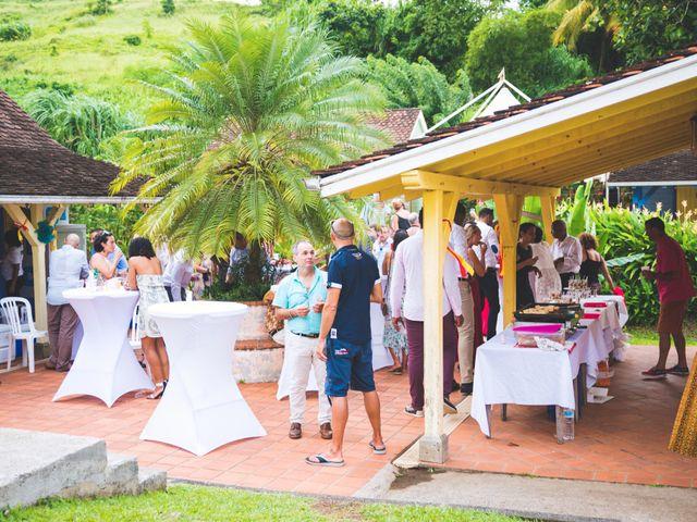 Le mariage de Richard et Nora à La Trinité, Martinique 18