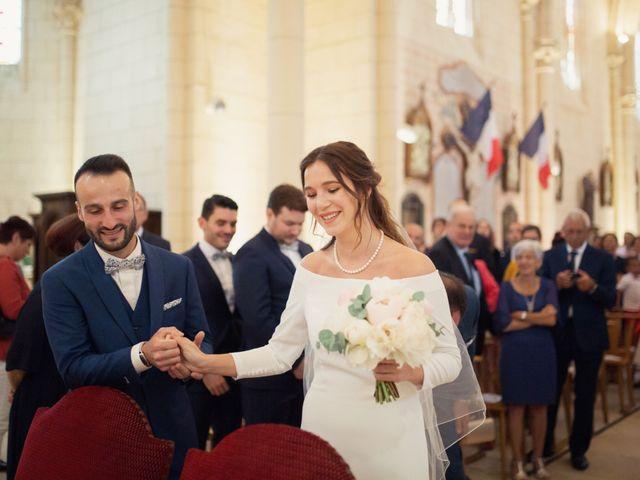 Le mariage de Thomas et Alison à Eysines, Gironde 16