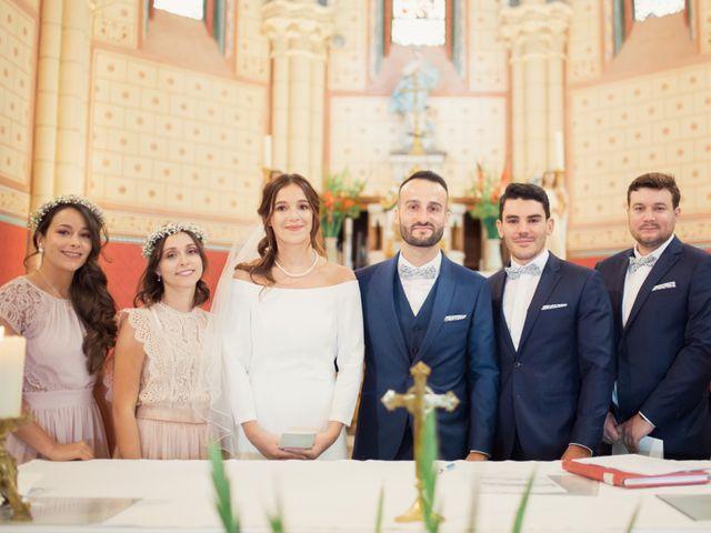 Le mariage de Thomas et Alison à Eysines, Gironde 17