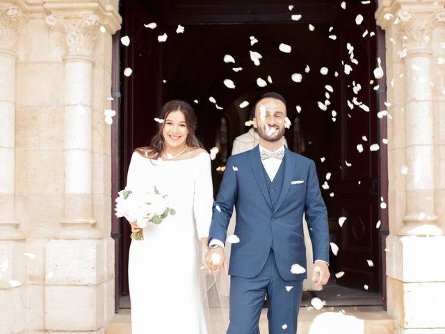 Le mariage de Thomas et Alison à Eysines, Gironde 18