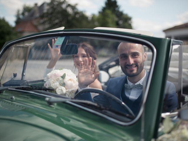 Le mariage de Thomas et Alison à Eysines, Gironde 21
