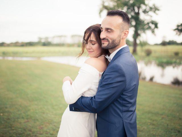 Le mariage de Alison et Thomas