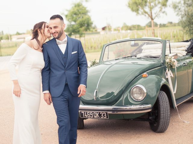 Le mariage de Thomas et Alison à Eysines, Gironde 1