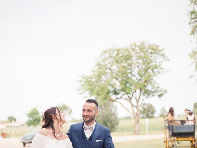 Le mariage de Thomas et Alison à Eysines, Gironde 33