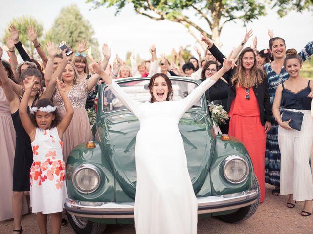 Le mariage de Thomas et Alison à Eysines, Gironde 34