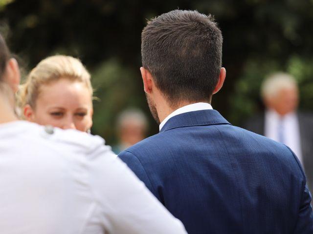 Le mariage de Foulques et Laurie à Les Cars, Haute-Vienne 21