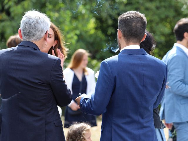 Le mariage de Foulques et Laurie à Les Cars, Haute-Vienne 22
