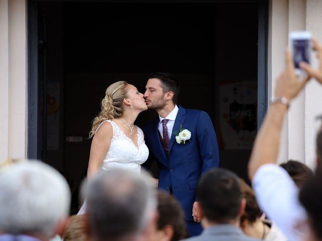 Le mariage de Foulques et Laurie à Les Cars, Haute-Vienne 24