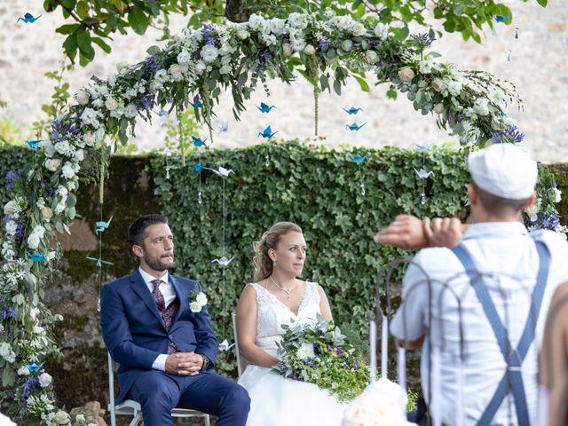 Le mariage de Foulques et Laurie à Les Cars, Haute-Vienne 25