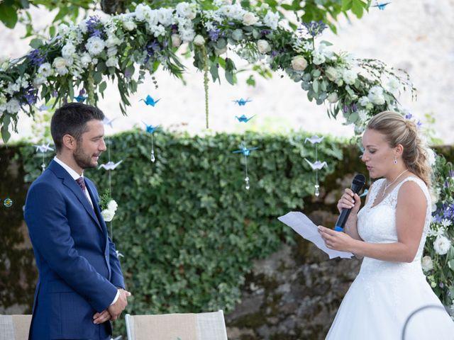 Le mariage de Foulques et Laurie à Les Cars, Haute-Vienne 27