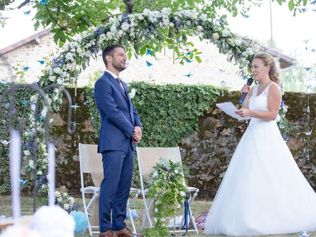 Le mariage de Foulques et Laurie à Les Cars, Haute-Vienne 29