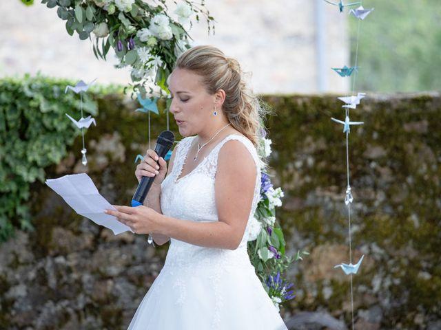 Le mariage de Foulques et Laurie à Les Cars, Haute-Vienne 31
