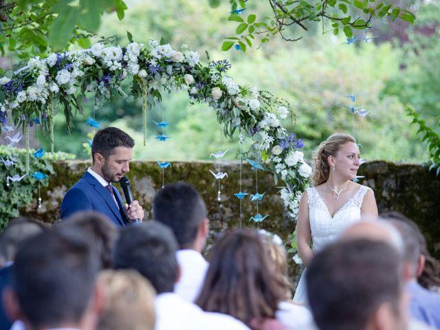 Le mariage de Foulques et Laurie à Les Cars, Haute-Vienne 38