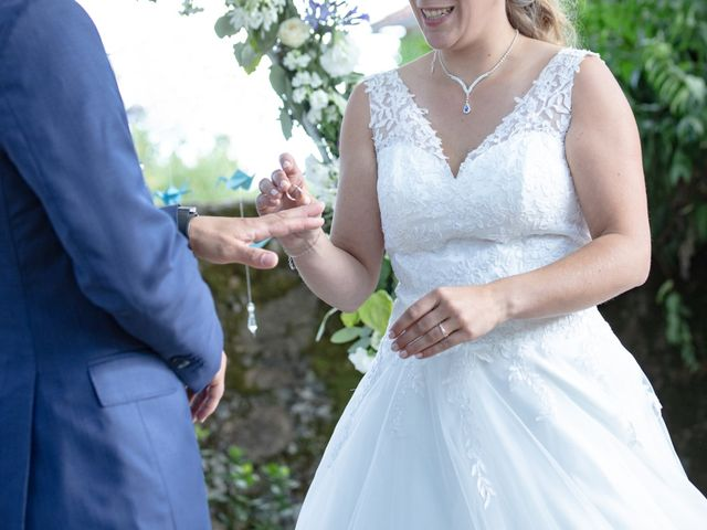 Le mariage de Foulques et Laurie à Les Cars, Haute-Vienne 39
