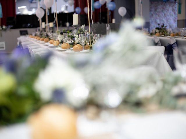 Le mariage de Foulques et Laurie à Les Cars, Haute-Vienne 47