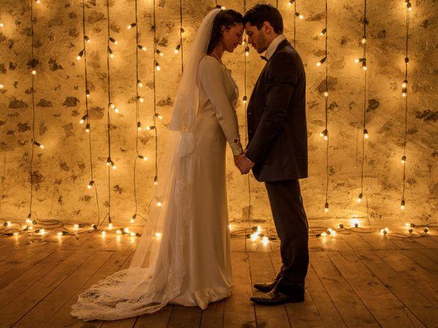 Le mariage de Xavier et Géraldine à Thérondels, Aveyron 8