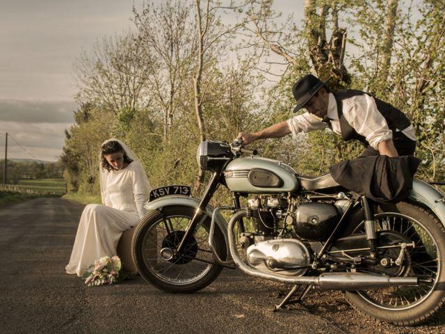 Le mariage de Géraldine et Xavier