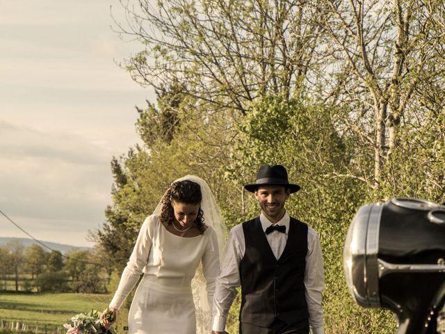 Le mariage de Xavier et Géraldine à Thérondels, Aveyron 20