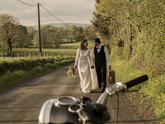 Le mariage de Xavier et Géraldine à Thérondels, Aveyron 21