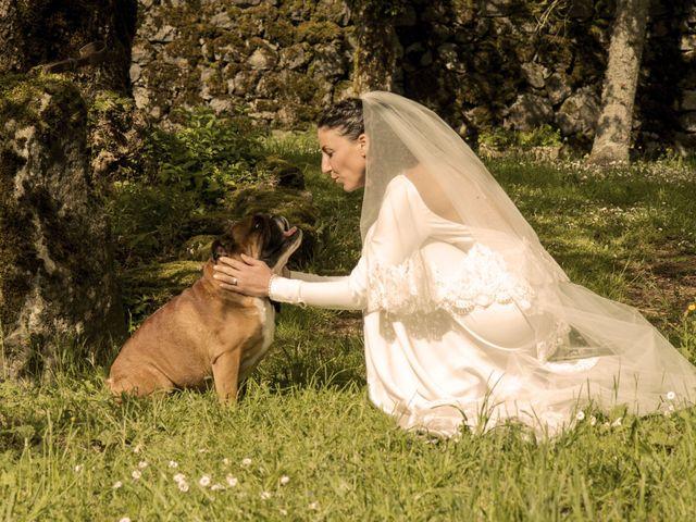 Le mariage de Xavier et Géraldine à Thérondels, Aveyron 30