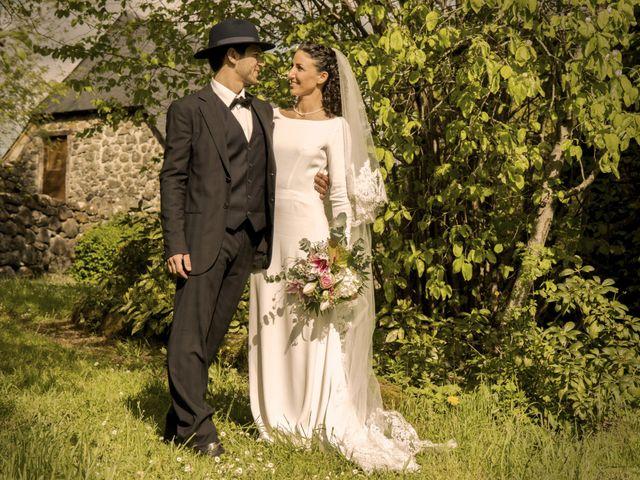Le mariage de Xavier et Géraldine à Thérondels, Aveyron 31