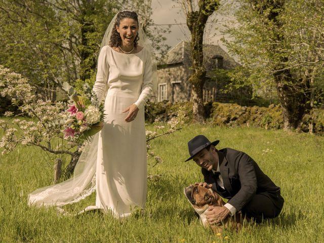 Le mariage de Xavier et Géraldine à Thérondels, Aveyron 39