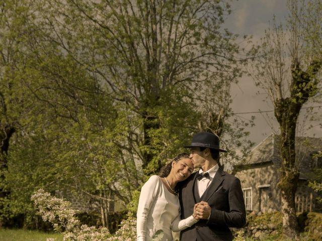 Le mariage de Xavier et Géraldine à Thérondels, Aveyron 40