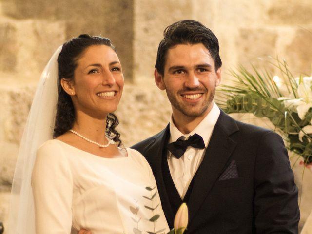 Le mariage de Xavier et Géraldine à Thérondels, Aveyron 42