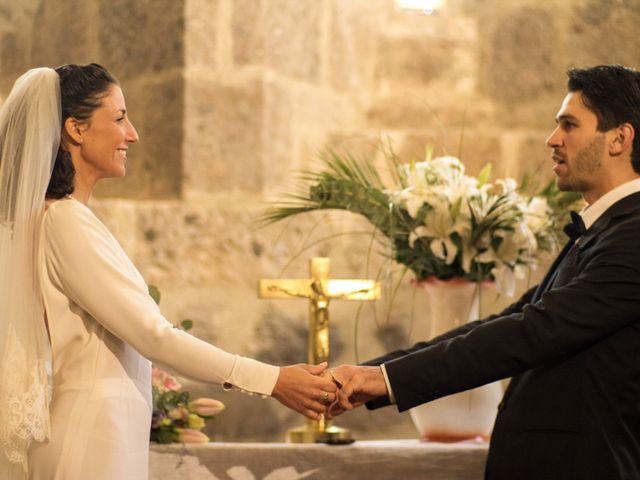 Le mariage de Xavier et Géraldine à Thérondels, Aveyron 44