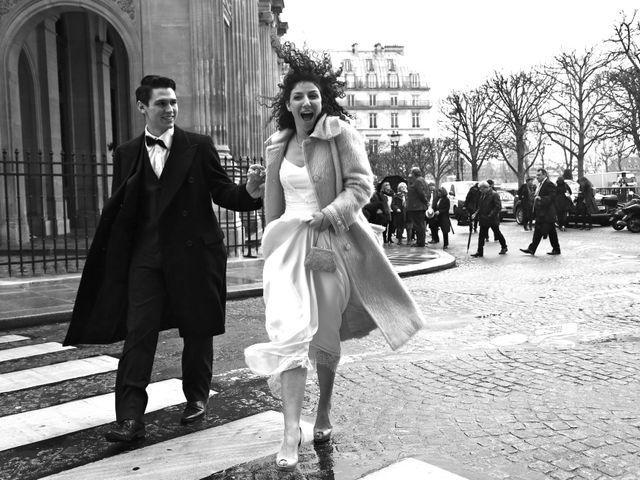 Le mariage de Xavier et Géraldine à Thérondels, Aveyron 51