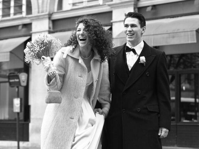 Le mariage de Xavier et Géraldine à Thérondels, Aveyron 52