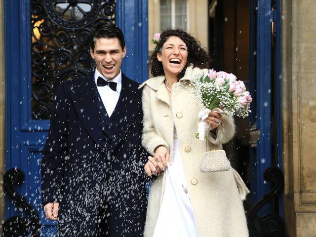 Le mariage de Xavier et Géraldine à Thérondels, Aveyron 53