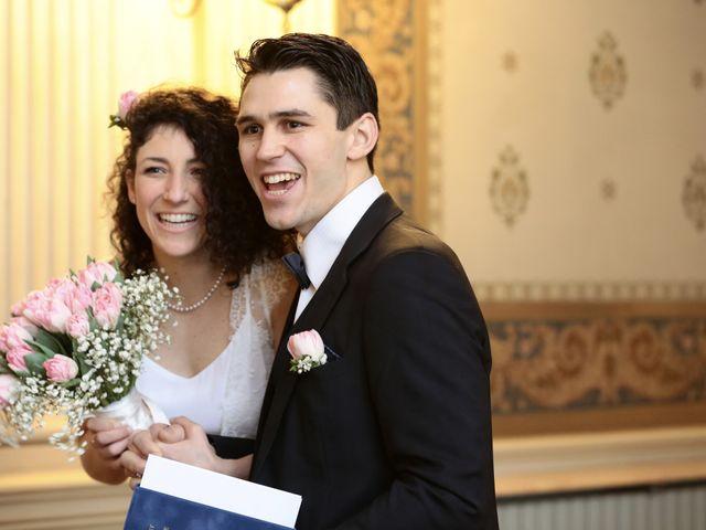 Le mariage de Xavier et Géraldine à Thérondels, Aveyron 54