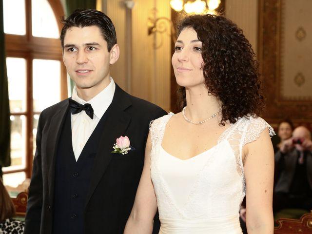 Le mariage de Xavier et Géraldine à Thérondels, Aveyron 59