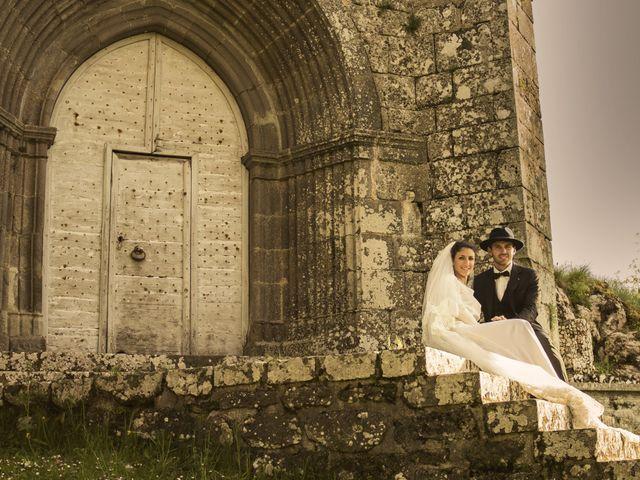 Le mariage de Xavier et Géraldine à Thérondels, Aveyron 61
