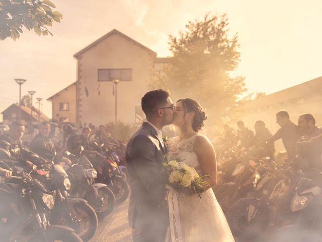 Le mariage de Fabien et Manon à Geneuille, Doubs 2