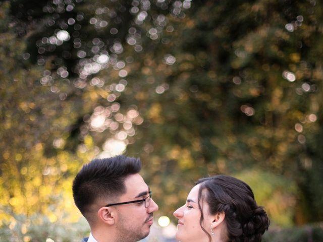Le mariage de Fabien et Manon à Geneuille, Doubs 6