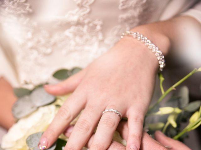 Le mariage de Fabien et Manon à Geneuille, Doubs 13
